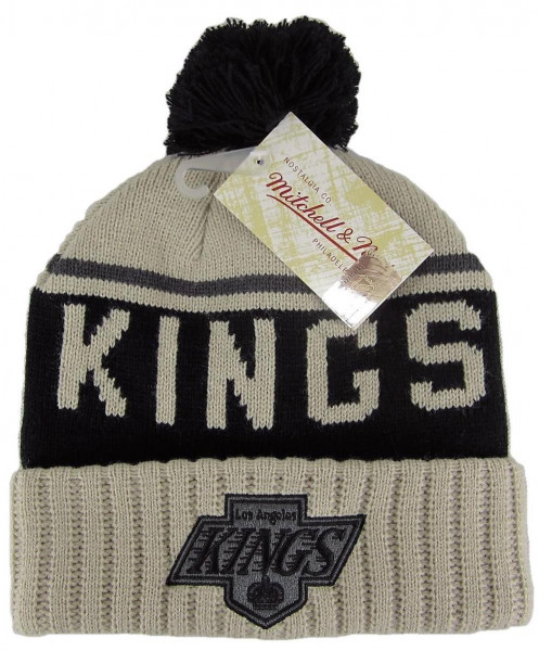 Mitchell & Ness Drift Cuff Bobble Knit
