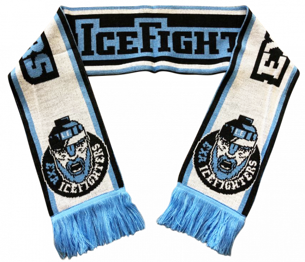 IceFighters Leipzig EXA Fanschal Saison 2018/2019
