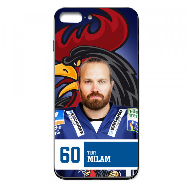 "Iserlohn Roosters Handycover ""Troy Milam"""