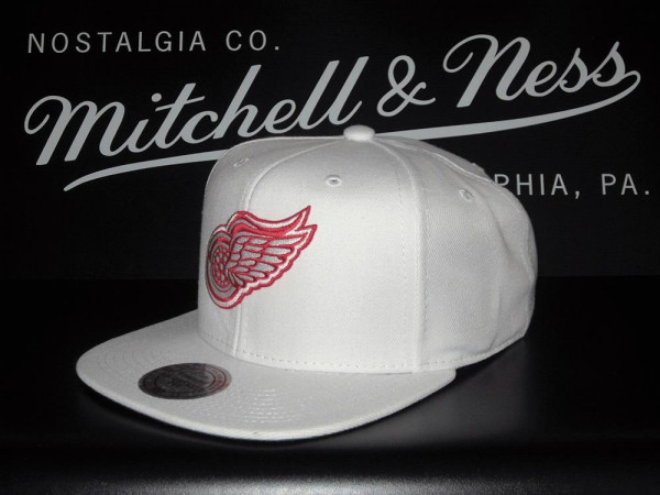Mitchell & Ness Snapback Wool Solid