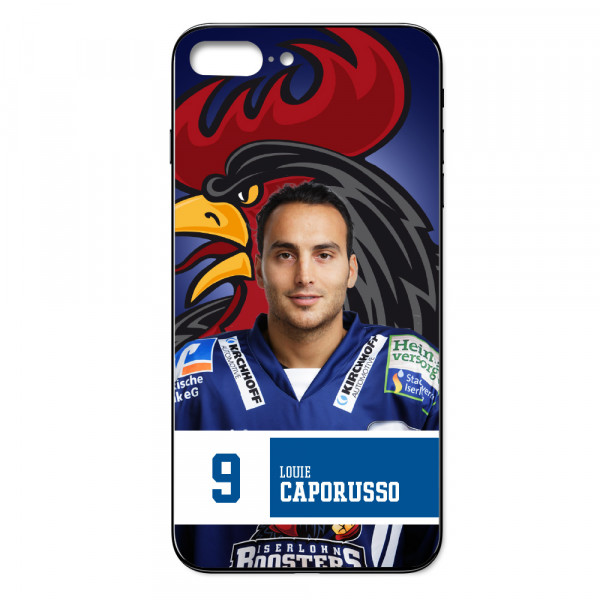 "Iserlohn Roosters Handycover ""Louie Caporusso"""