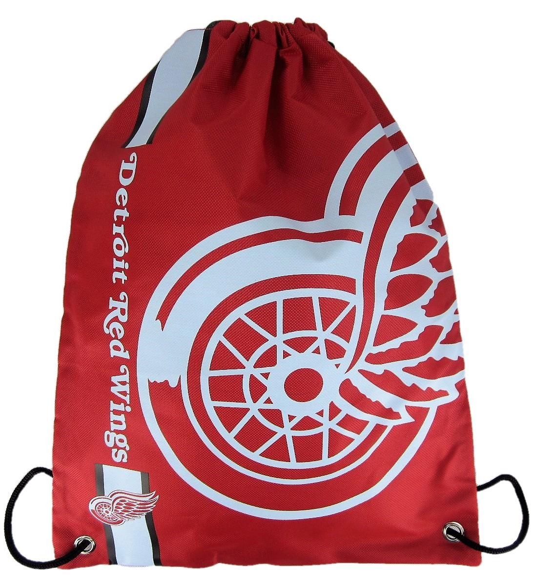 Nhl Cropped Logo Gymnastic Bag Detroit Red Wings Alno Tex Gmbh